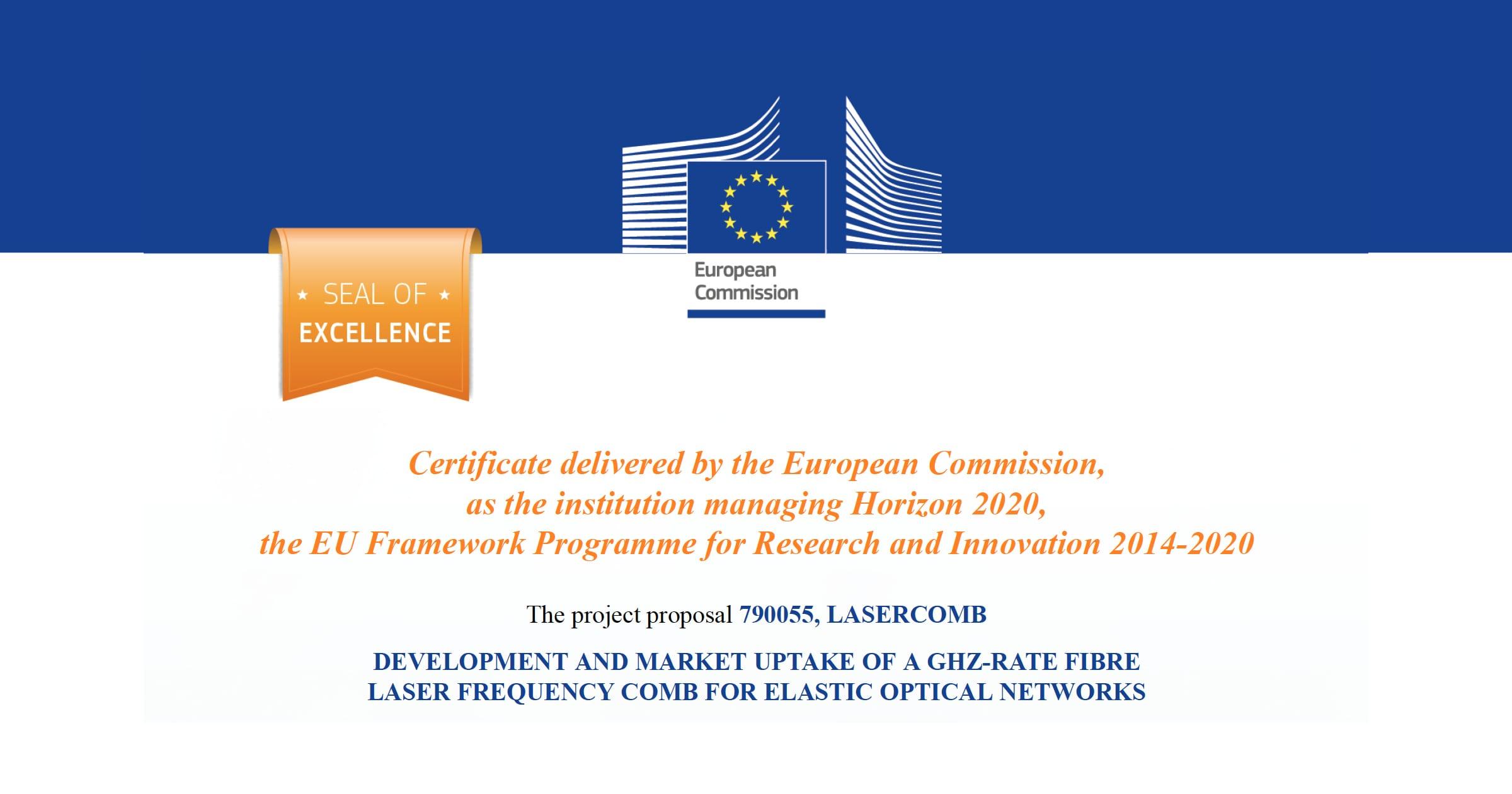 project lasercomb